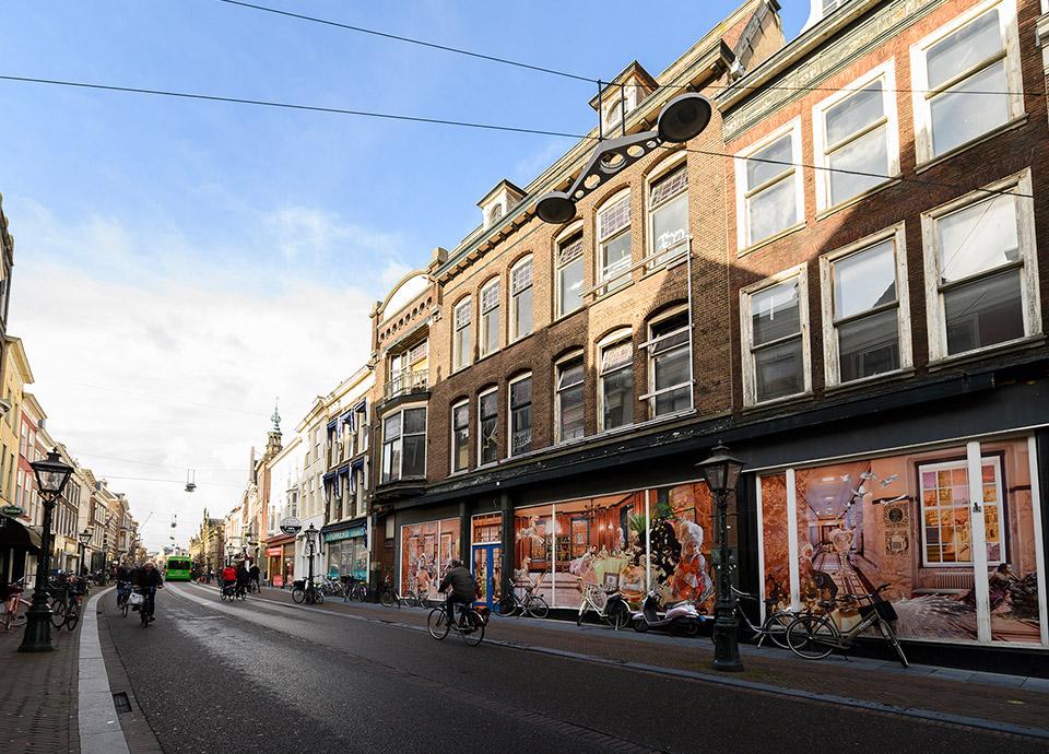 Breestraat, Botermarkt & Mosterdsteeg - Ontwikkeling